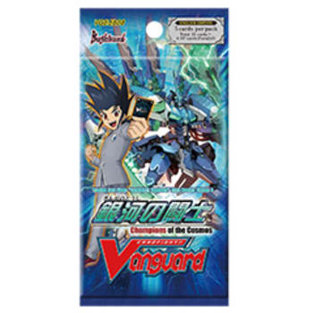 Cardfight!! Vanguard - Champions of the Cosmos - Booster Pack