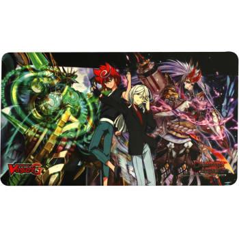 Cardfight!! Vanguard G - Demonic Advent Play Mat