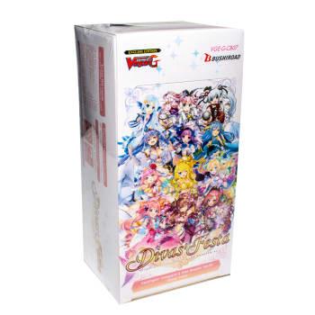 Cardfight!! Vanguard G - Divas' Festa Clan Booster Box