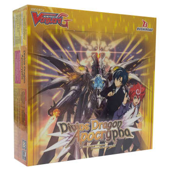 Cardfight!! Vanguard G - Divine Dragon Apocrypha Booster Box