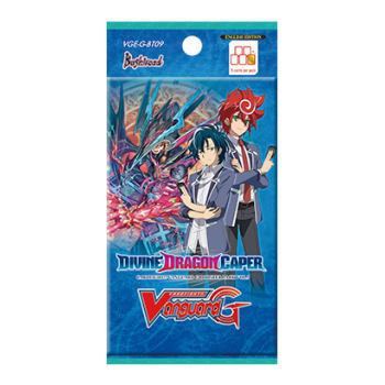 Cardfight!! Vanguard G - Divine Dragon Caper Booster Pack