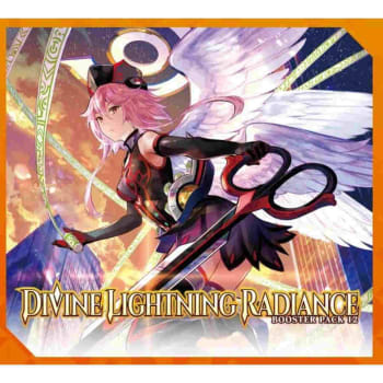Cardfight!! Vanguard - Divine Lightning Radiance Booster Pack