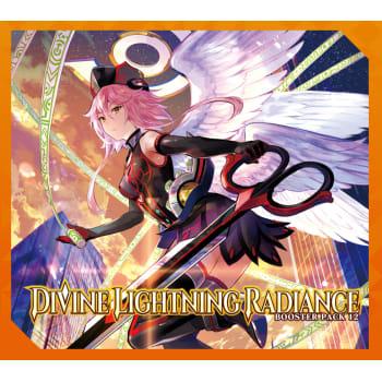 Cardfight!! Vanguard - Divine Lightning Radiance Booster Pack