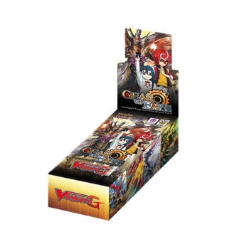 Cardfight!! Vanguard G - Clan Booster Gear of Fate Booster Box
