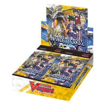 Cardfight!! Vanguard - Infinideity Cradle Booster Box