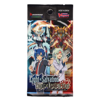 Cardfight!! Vanguard - Light of Salvation, Logic of Destruction Extra Booster Pack
