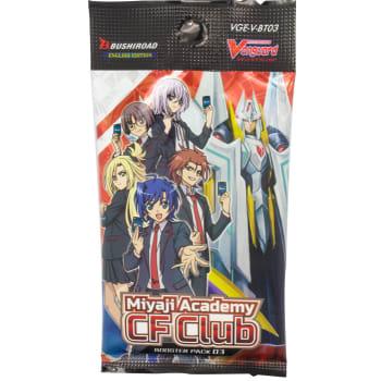 Cardfight!! Vanguard - Miyaji Academy CF Club V Booster Pack