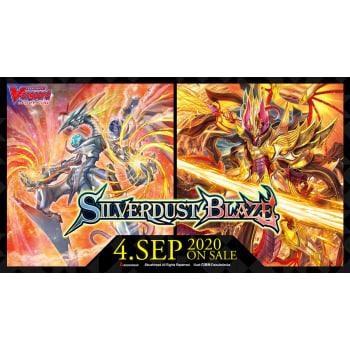 Cardfight!! Vanguard - Silverdust Blaze Booster Pack