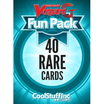 40 Cardfight! Vanguard rares
