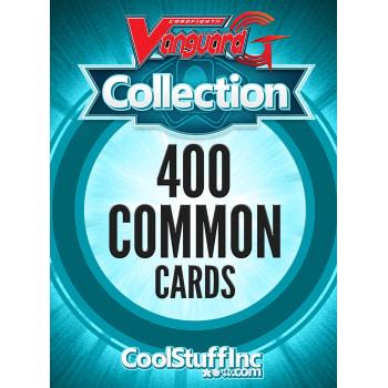 400 Cardfight! Vanguard cards