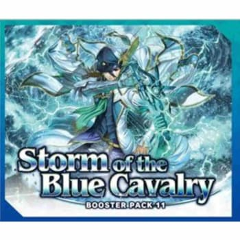 Cardfight!! Vanguard - Storm of The Blue Cavalry Booster Box