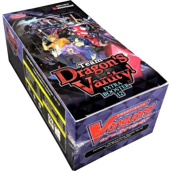 Cardfight!! Vanguard - Team Dragon's Vanity Extra Booster Box
