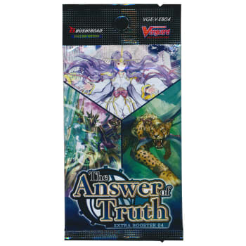 Cardfight!! Vanguard - The Answer of Truth Extra Booster Pack