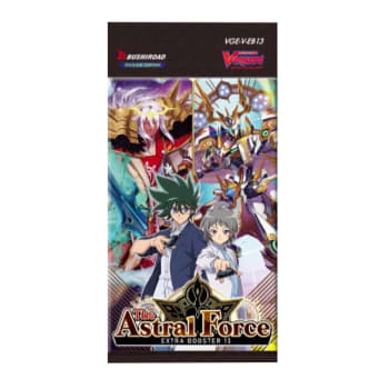 Cardfight!! Vanguard - The Astral Force Extra Booster Pack