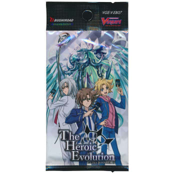 Cardfight!! Vanguard - The Heroic Evolution Extra Booster Pack