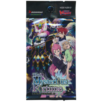 Cardfight!! Vanguard - The Mysterious Fortune Extra Booster Pack