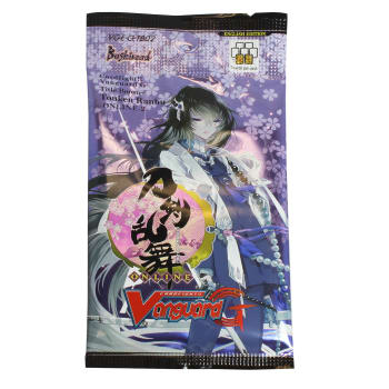 Cardfight!! Vanguard G - Touken Ranbu -Online- 2 Title Booster Pack