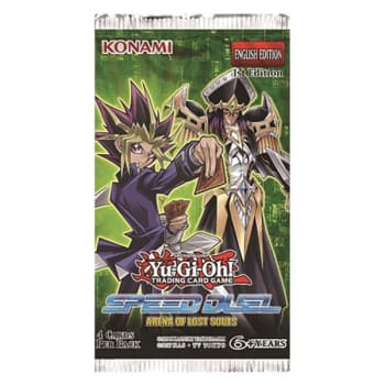 Arena of Lost Souls Speed Duel Booster Pack