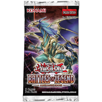Battles of Legend - Armageddon Booster Pack