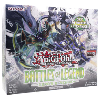 Battles of Legend - Hero's Revenge Booster Box