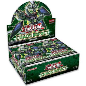 Chaos Impact Booster Box