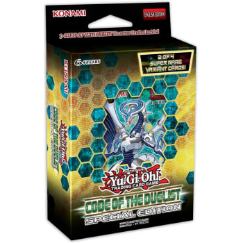Code of the Duelist Special Edition Deck