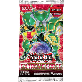Extreme Force Booster Pack