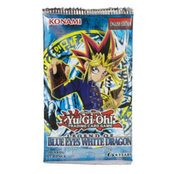 Legend of Blue Eyes White Dragon Pack - Unlimited Edition