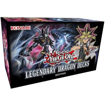 Yu-Gi-Oh! Legendary Dragon Decks