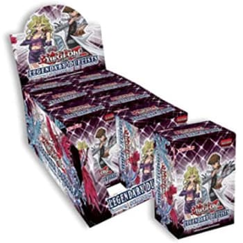 Legendary Duelists: Season 2 Display