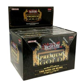 Yu-Gi-Oh! - Premium Gold Display