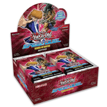 Scars of Battle Speed Duel Booster Box