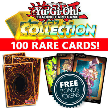 CoolStuffInc.com Rare YuGiOh Collection - 100 Rares!