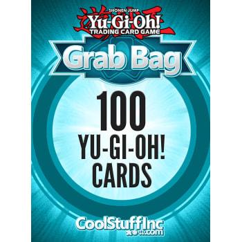 100 Yu-Gi-Oh! Cards