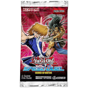 Scars of Battle Speed Duel Booster Pack