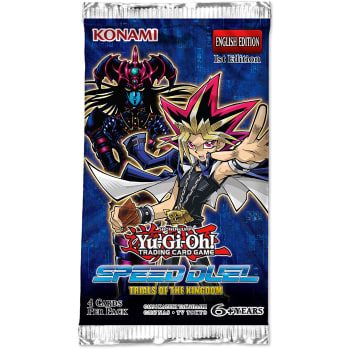 Speed Duel: Trials of the Kingdom Booster Pack