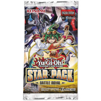 Star Pack Battle Royal Booster Pack