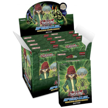 Starter Deck: Speed Duel - Ultimate Predators Display