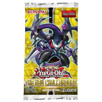 The New Challengers Booster Pack