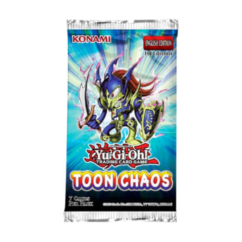Toon Chaos Booster Pack