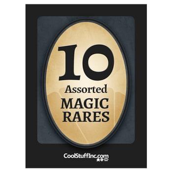 10 Magic Rares