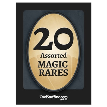 20 Magic Rares