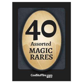 40 Magic Rares