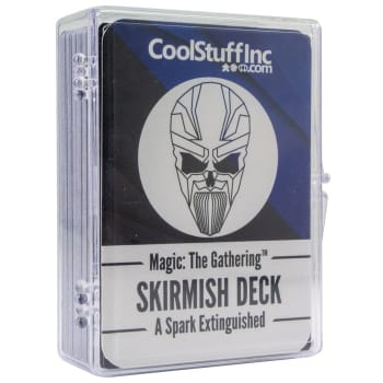 Magic: The Gathering Skirmish Deck - A Spark Extinguished