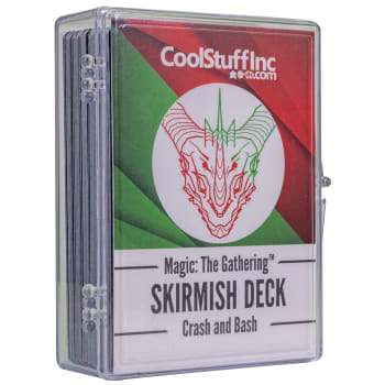 Magic: The Gathering Skirmish Deck - Crash and Bash