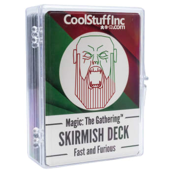 Magic: The Gathering Skirmish Deck - Fast and Furious