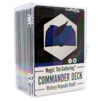 New Player Commander Deck - History Repeats Itself