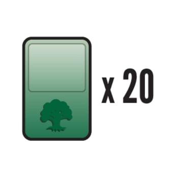 20 Random Forests - Basic Land