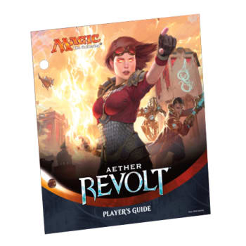Aether Revolt - Player's Guide