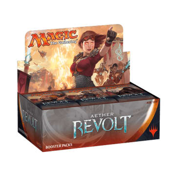 Aether Revolt - Booster Box (1)